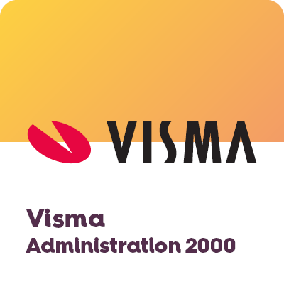 Visma Admin 2000